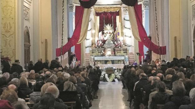 funerali Alessio Airò, Alessio Airò, Agrigento, Cronaca