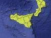 Maltempo, venti di burrasca e neve al centrosud: domani allerta gialla in Sicilia