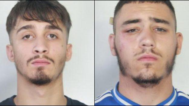 arresti catania rapina, Giovanni Pasqualino Di Benedetto, Lorenzo Cocco Rotondo, Catania, Cronaca