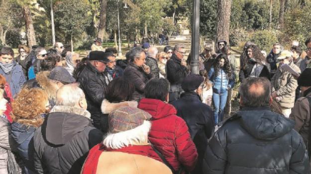 atti vandalici caltanissetta, Caltanissetta, Cronaca