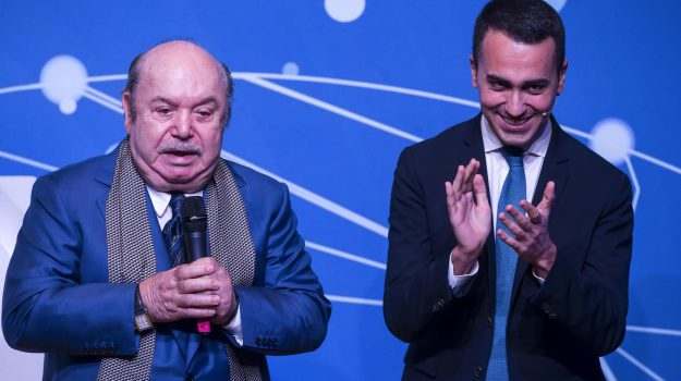banfi commissione unesco, Lino Banfi, Sicilia, Politica