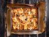 Cresce passione italiani per piatti pronti, nella foto una lasagna