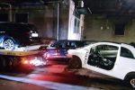 Catania, garage con auto rubate pronte per essere smontate: 5 persone indagate