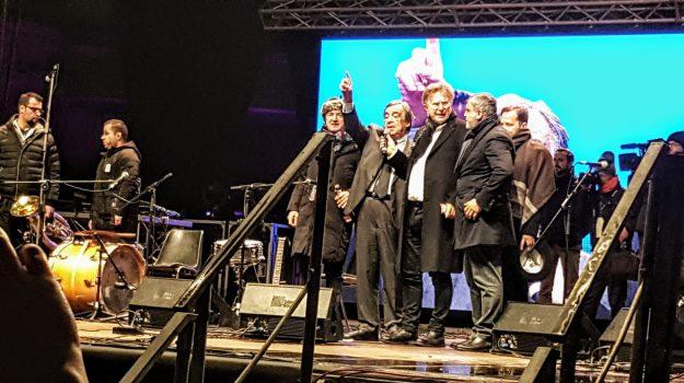 concerto Palermo fine anno, concerto politeama, concerto politeama capodanno, Goran Bregovic, Red Ronnie, Palermo, Cultura