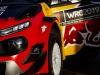 Citroen alza velo su nuova C3 WRC allo show di Birmingham