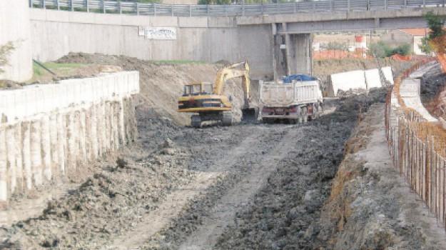 cantieri agrigento fermi, Agrigento, Economia