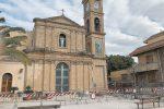 Donnalucata, transennata la chiesa di Santa Caterina
