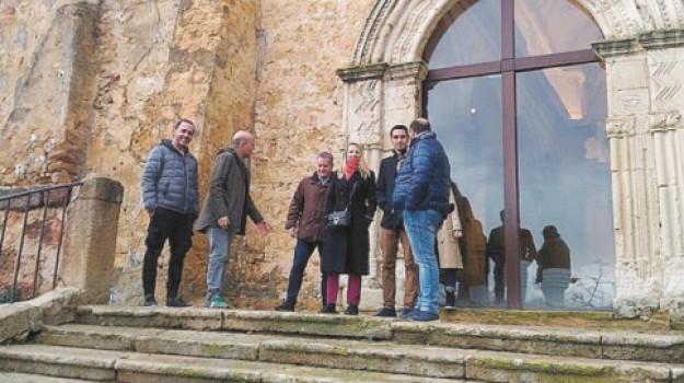 chiesa sambuca riaperto, Agrigento, Cronaca