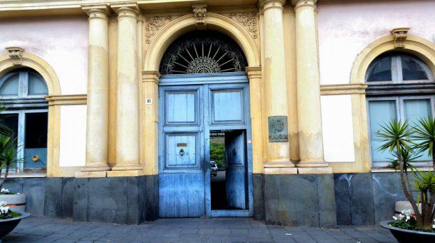 furto municipale giarre, Catania, Cronaca