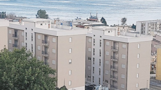 Nuove case Messina, Messina, Cronaca