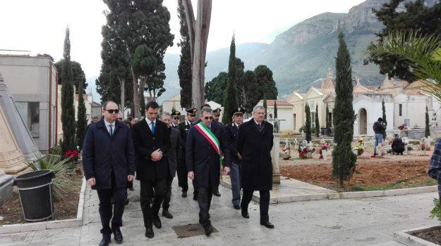 commemorazione mattarella, Piersanti Mattarella, Trapani, Cronaca