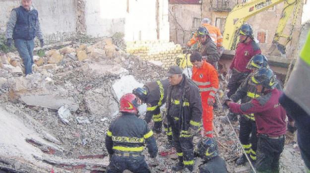 crollo edificio favara condanne, Agrigento, Cronaca