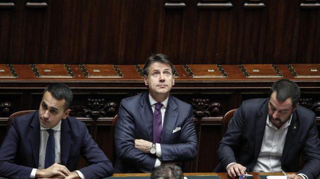 governo, manovra, Giuseppe Conte, Luigi Di Maio, Matteo Salvini, Sicilia, Politica