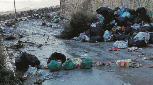 discariche favara ovest, Agrigento, Cronaca