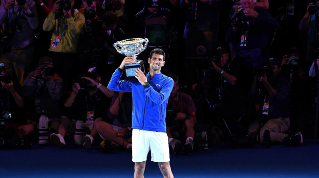 djokovic australian open, Novak Djokovic, Rafael Nadal, Sicilia, Sport