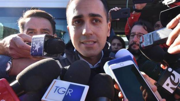 amministrative sicilia, CASTELVETRANO, m5s, Luigi Di Maio, Palermo, Politica