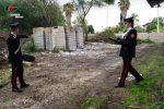 Scoperte 200 vasche di cemento ed eternit a Siracusa, scattano due denunce