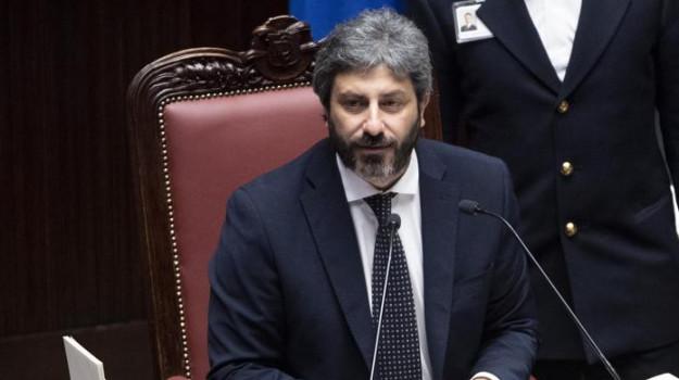 governo, m5s, Roberto Fico, Sergio Mattarella, Sicilia, Politica