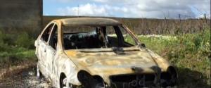 Non si è presentato alle sue nozze: trovata l'auto bruciata con un cadavere carbonizzato, giallo a Salemi