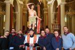 """Giarre, celebrazioni in onore di San Sebastiano: """"Ci sprona essere testimoni dei valori di fede"""""""
