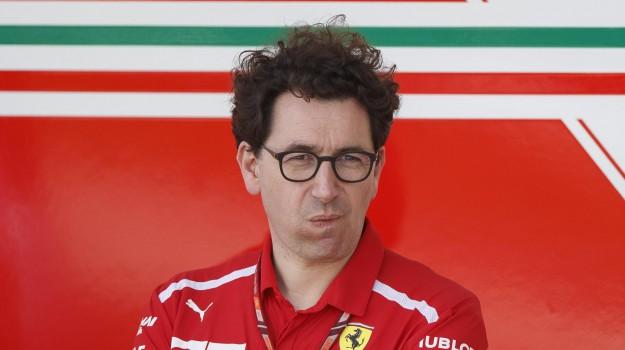 cambio vertice Ferrari, Ferrari, team principal Ferrari, Mattia Binotto, Maurizio Arrivabene, Sicilia, Sport
