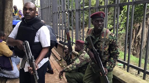 Al Shaabab, assalto hotel Nairobi, kenya, Nairobi, terrorismo Nairobi, Sicilia, Mondo