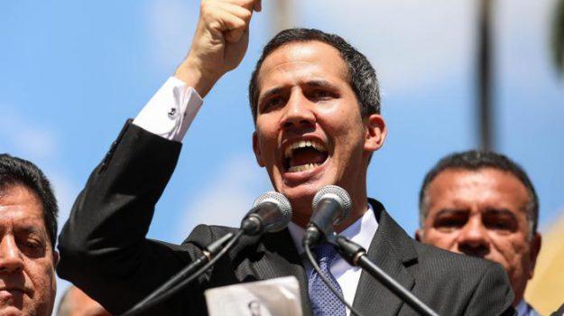 intervento armato Venezuela, Maduro Venezuela, Venezuela, Juan Guaidó, Nicolas Maduro, Sicilia, Mondo
