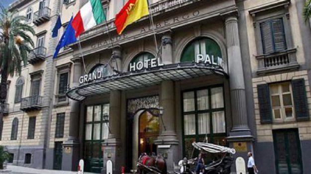 Hotel delle Palme, LAVORO, sindacati, Palermo, Economia