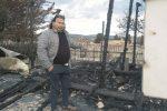 Favara, raid a villa Ambrosini: incendiate le strutture del Cif