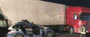 Incidente a catena sulla Catania-Messina: 3 morti e 4 feriti, poliziotto travolto durante i rilievi