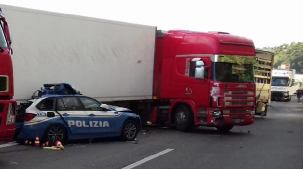 incidente A18, Messina, Cronaca