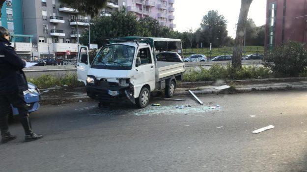 incidente viale regione, Sicilia, Cronaca