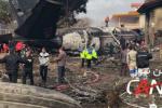 Iran, aereo si schianta contro il muro di un aeroporto: almeno quindici morti