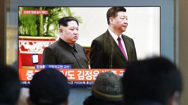 corea del nord, Donald Trump, Kim Jong-un, Sicilia, Mondo
