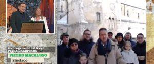 """Petralia Soprana ritira il premio di """"Borgo dei Borghi"""", il sindaco: """"La nostra vita è cambiata"""""""