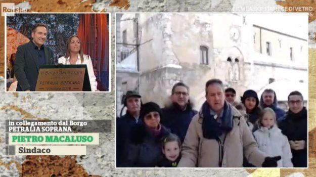 borgo dei borghi, Petralia soprana, Pietro Macaluso, Palermo, Cultura