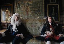 La lotta di due donne per conquistare i favori della regina Anna Stuart