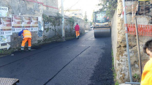 cantiere, manutenzione stradale, rap, Giuseppe Norata, Palermo, Cronaca