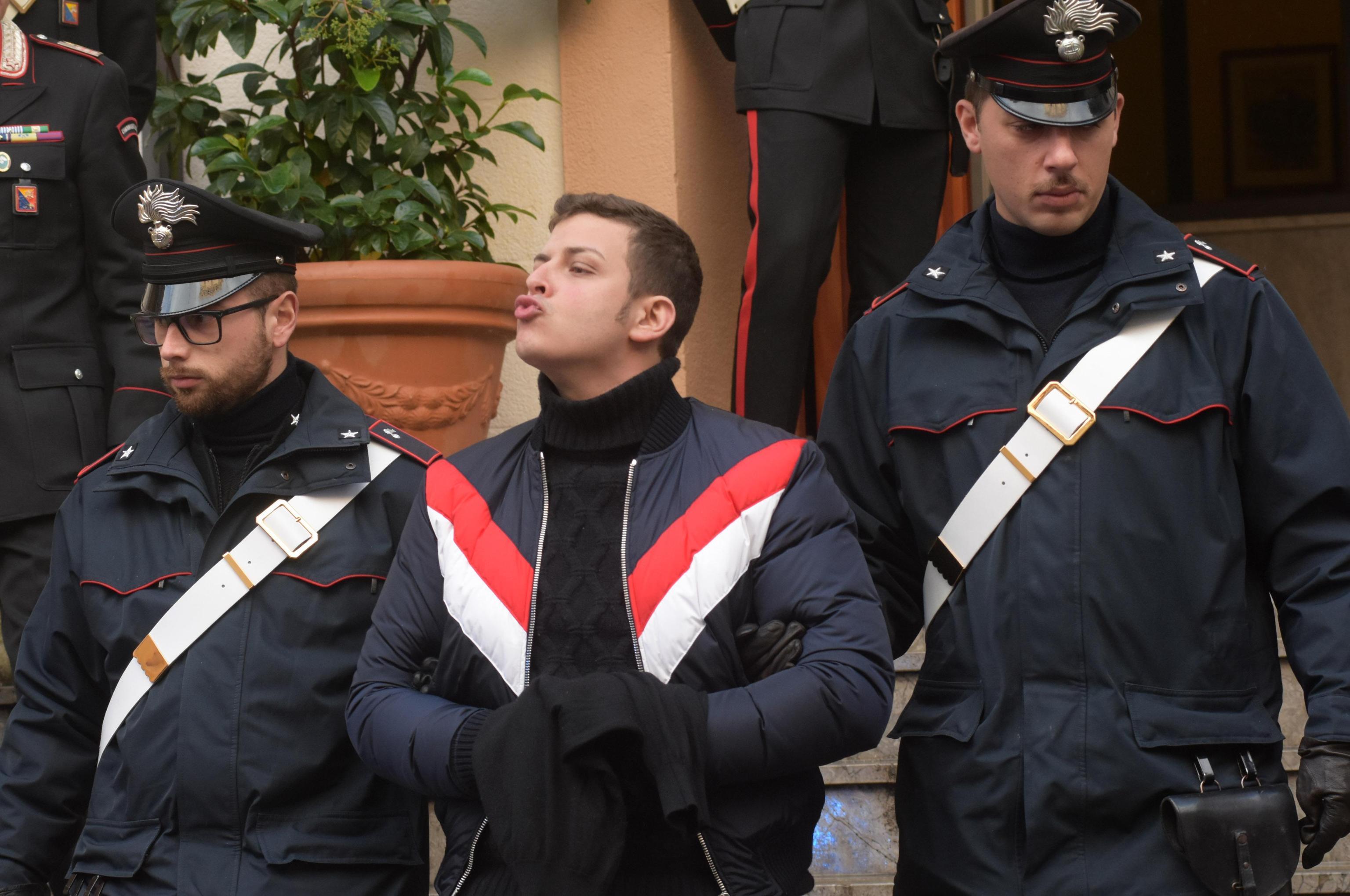Palermo nella nuova cupola della mafia il nipote di greco for Cosa mettere sulla madia