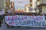 """""""U mari un si spirtusa"""", a Licata 5000 manifestanti contro le trivellazioni"""