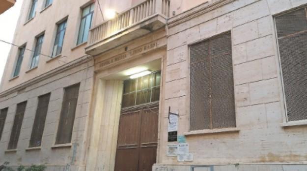 edilizia scolastica trapani, Trapani, Economia