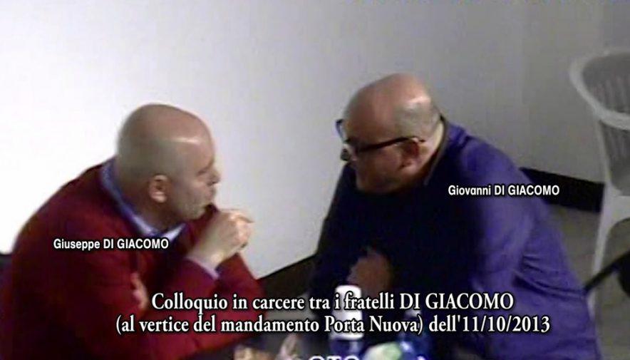 I fratelli Di Giacomo in carcere nel 2013, fanno il nome di Leandro Greco