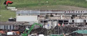 Inquinamento, sequestrato impianto di compostaggio a Marsala