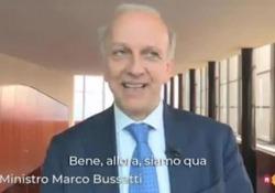 Maturità, il videomessaggio del Ministro Bussetti ai ragazzi