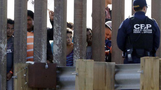 migranti messico-usa, Sicilia, Mondo