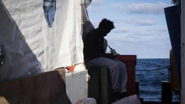 migranti sea watch, Sicilia, Mondo