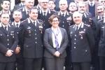 """Il ministro Trenta a Palermo: """"Grazie ai carabinieri per l'impegno nella lotta alla mafia"""""""