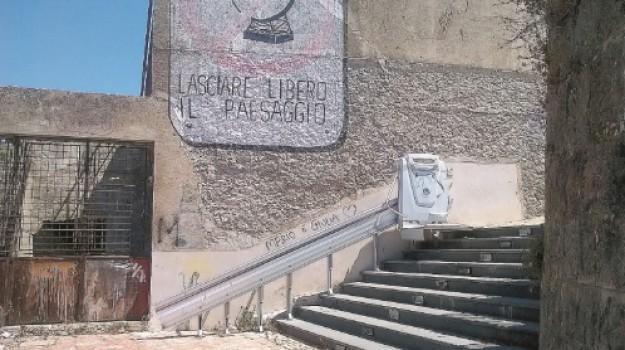 Niscemi uffici disabili, Caltanissetta, Cronaca