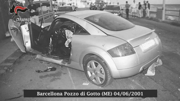 arresti mafia, mafia barcellona, omicidio mafia, Messina, Cronaca