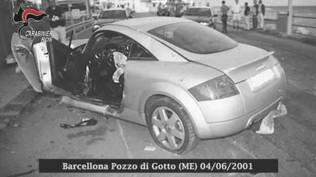 arresti barcellona, mafia barcellona pozzo di gotto, omicidio mafia, Messina, Cronaca